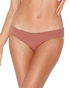 COLOR BLOCK CHOCOLATE BARRACUDA BOTTOM LSPACE CBBAC18-CHO
