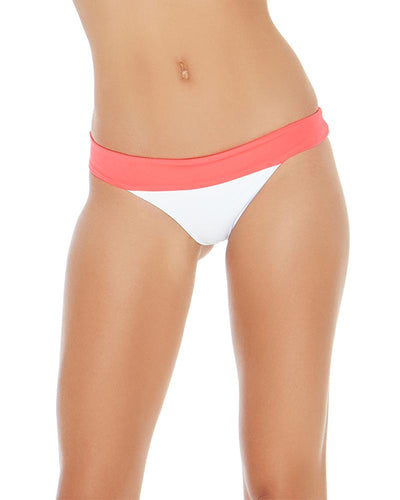 COLOR BLOCK NEON PINK VERONICA BLOCKED BOTTOM LSPACE CBVEB17-NEP