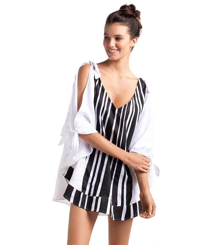 CHROMATIC STRIPES COVER UP TOUCHE 0A33092