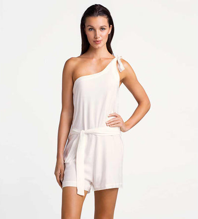 CLOUD DANCER SHORT JUMPSUIT TOUCHE 0A40001
