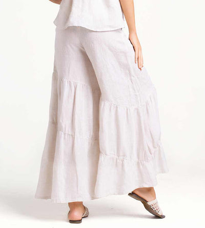 COCONUT MILK WIDE LEG PANT TOUCHE 0A56M01