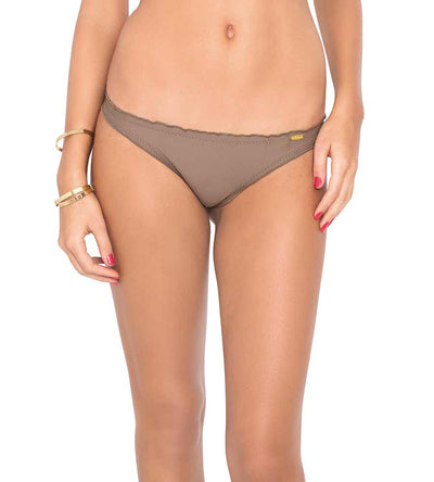 COSITA BUENA SANDY TOES DRAWSTRING BRAZILIAN RUCHED BOTTOM LULI FAMA L176524-414