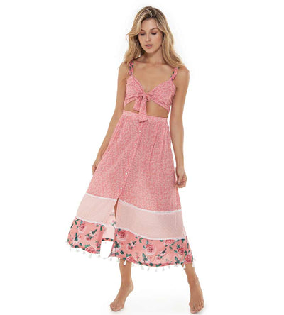 COTTON CANDY KAREN DRESS AGUA BENDITA AF4009219-1