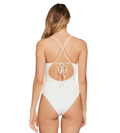 CREAM CROSSROADS TEXTURE MISS MOLLY ONE PIECE LSPACE CRMSMC19-CRM