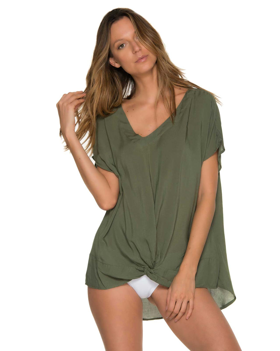 ARMY TWISTER COVER UP MALAI CU0214