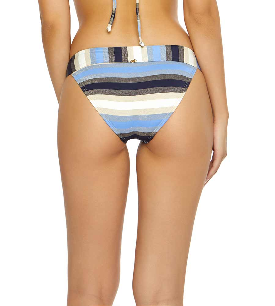 CANCUN STRIPE THICK BANDED BOTTOM BY PILYQ
