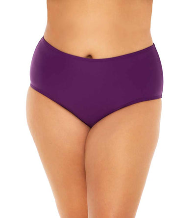 DEEP PLUM HIGH SEAS HIGH WAIST BOTTOM SUNSETS ESCAPE 97BDEEPL