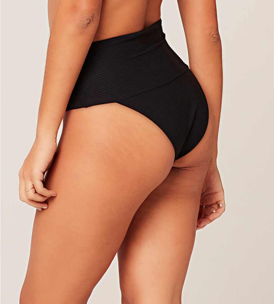 ECO CHIC OFF THE GRID BLACK DESI BOTTOM BY LSPACE