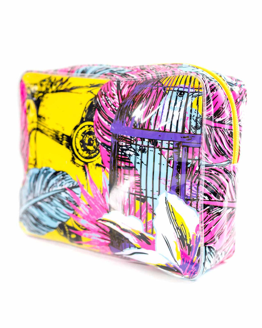 ELVECINO MEDIUM COSMETIC BAG MOLA MOLA MM 29 ELV
