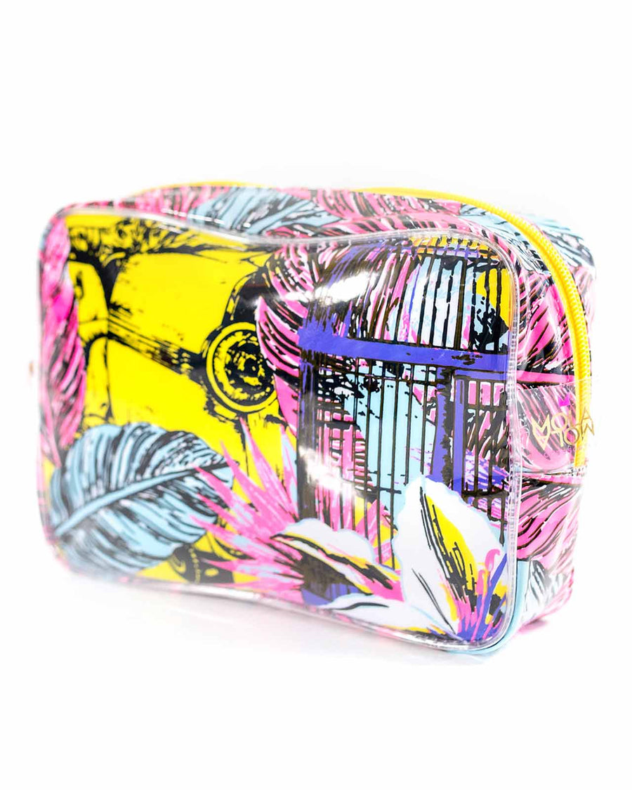 ELVECINO SMALL COSMETIC BAG MOLA MOLA MM 30 ELV