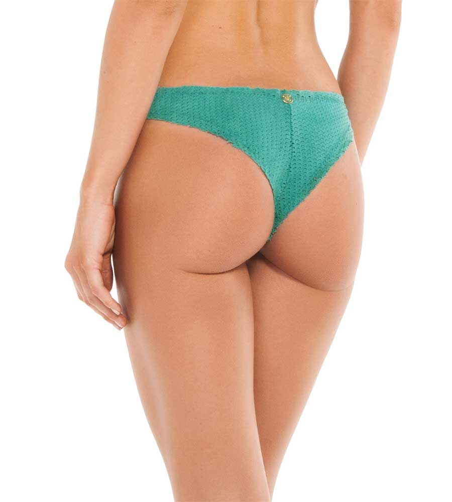 EMERALD SCALES BASIC BOTTOM BY VIX