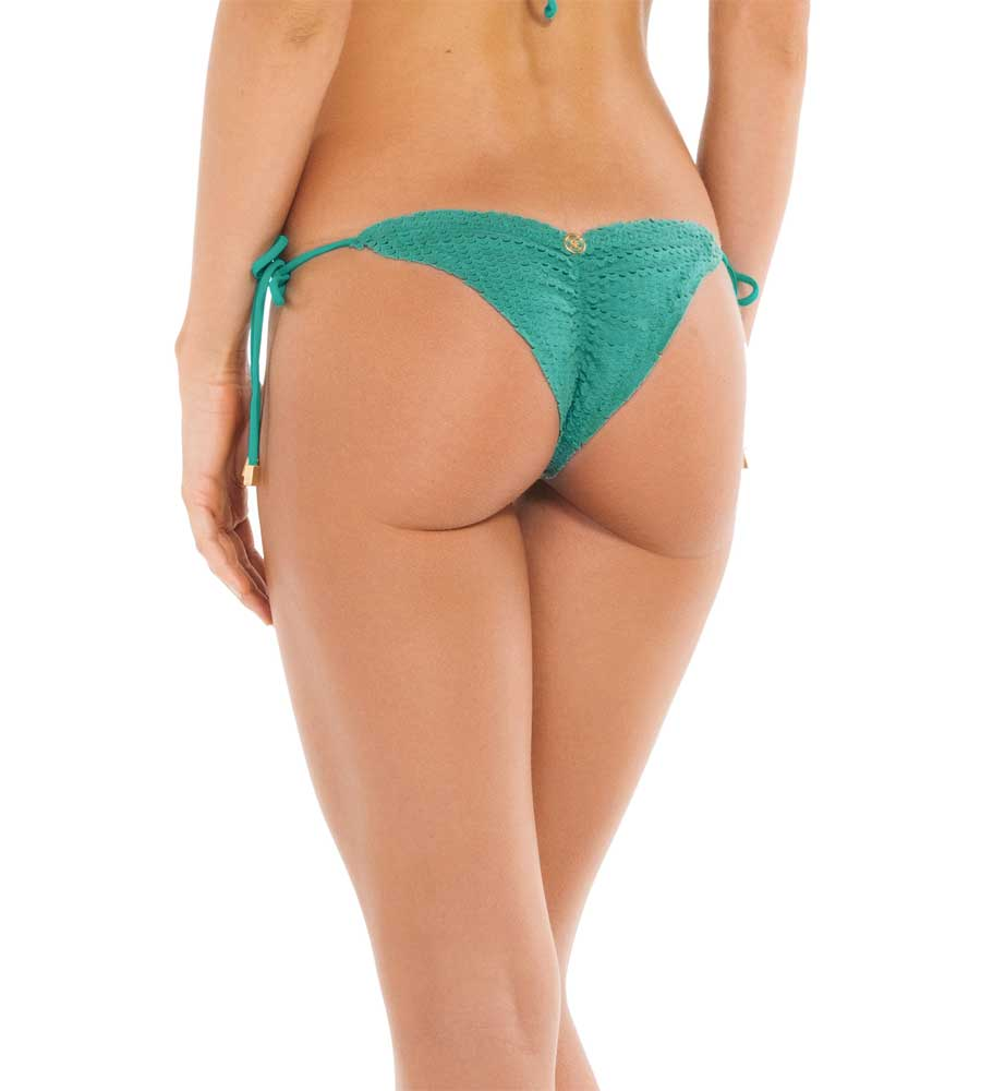 EMERALD SCALES RIPPLE BOTTOM BY VIX