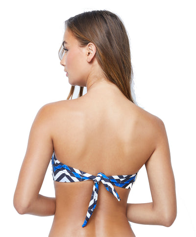 ENERGY KNOT BANDEAU TOP  MOMPOSSINA 200203