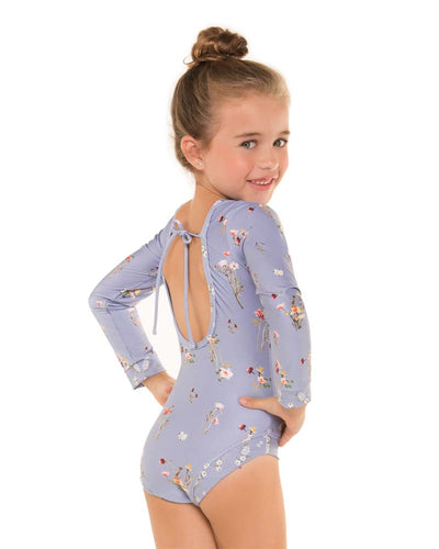 EVE LILAC PATTI GIRLS ONE PIECE AGUA BENDITA AN5002118E1