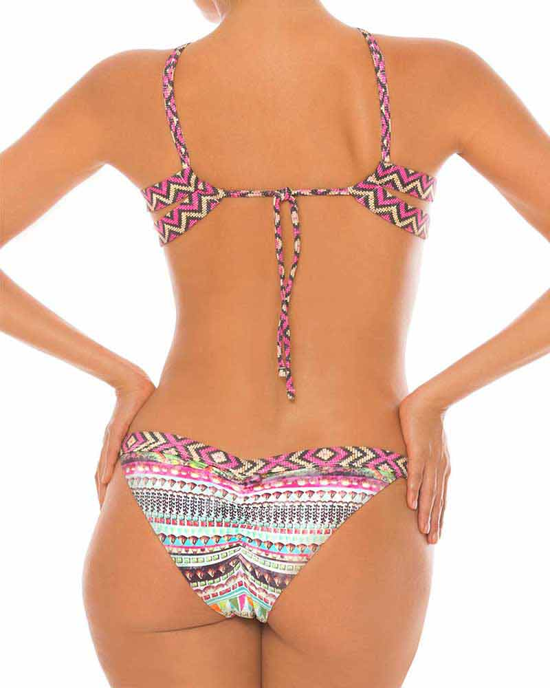 FEEL CROP BIKINI BY PARADIZIA