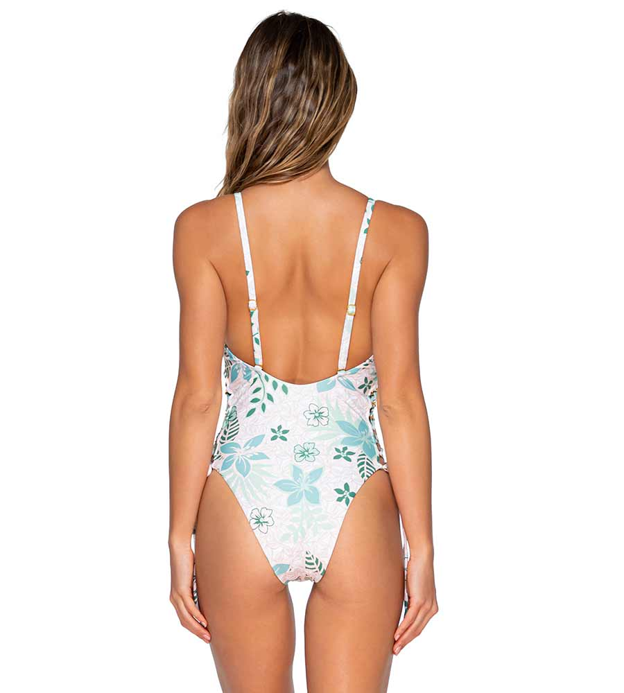 FOREST BLOSSOM KOA ONE PIECE B.SWIM UL112FORBL