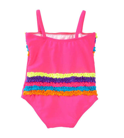 FUSCHIA CHASING RAINBOWS ONE PIECE AZUL 2229-F
