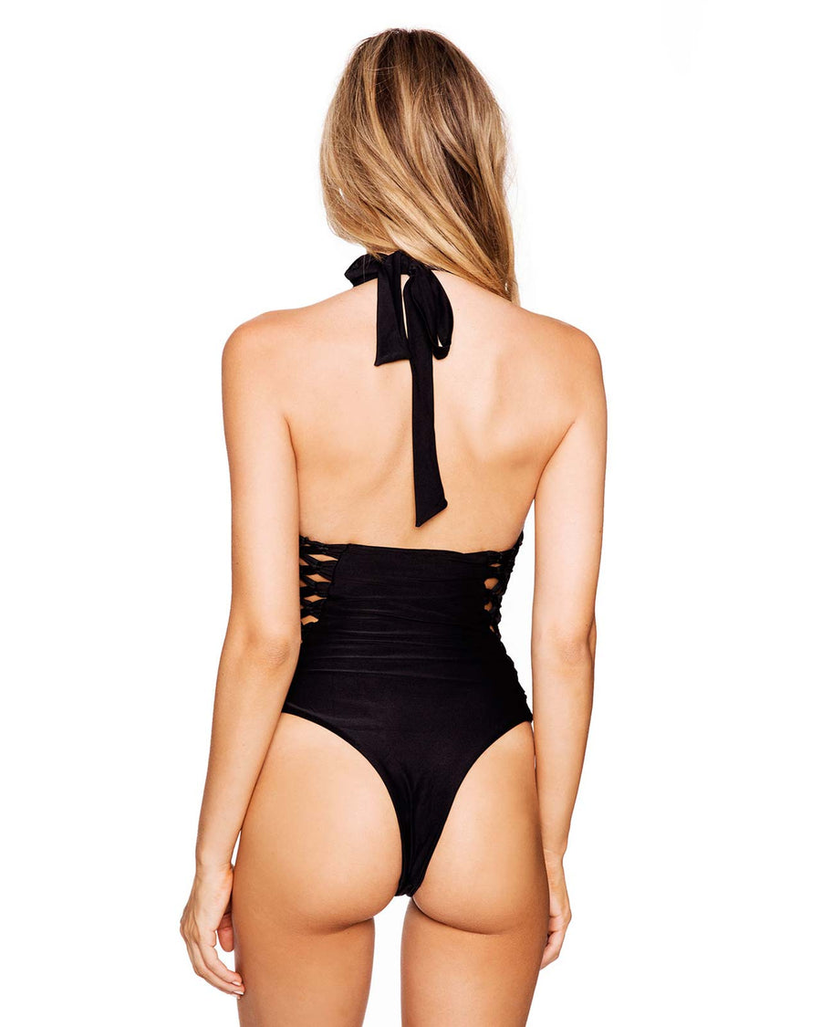 CAMILLA ONE PIECE FRANKIES 552BLK