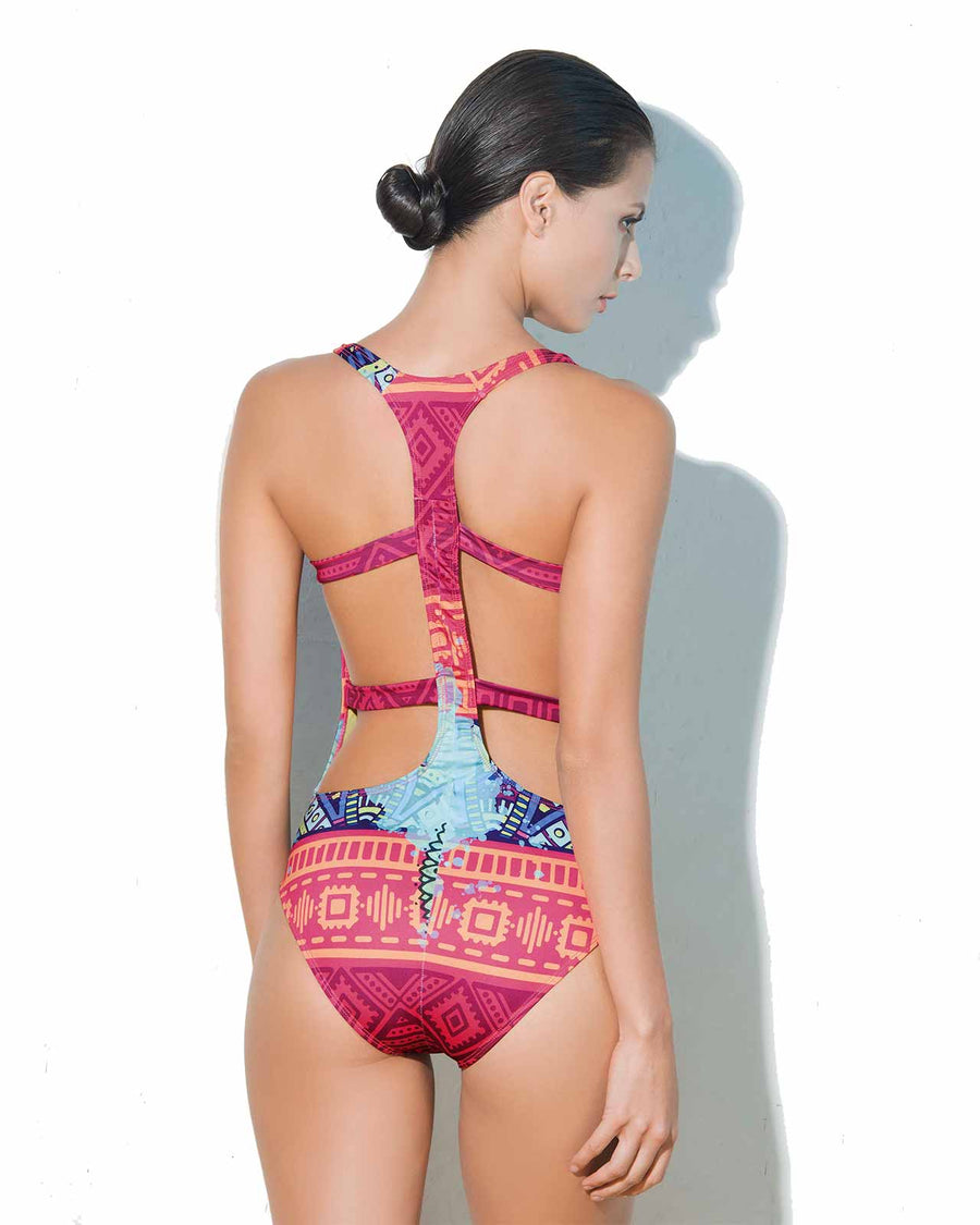 GANESHA BODYSUIT ONE PIECE MOMPOSSINA 100001