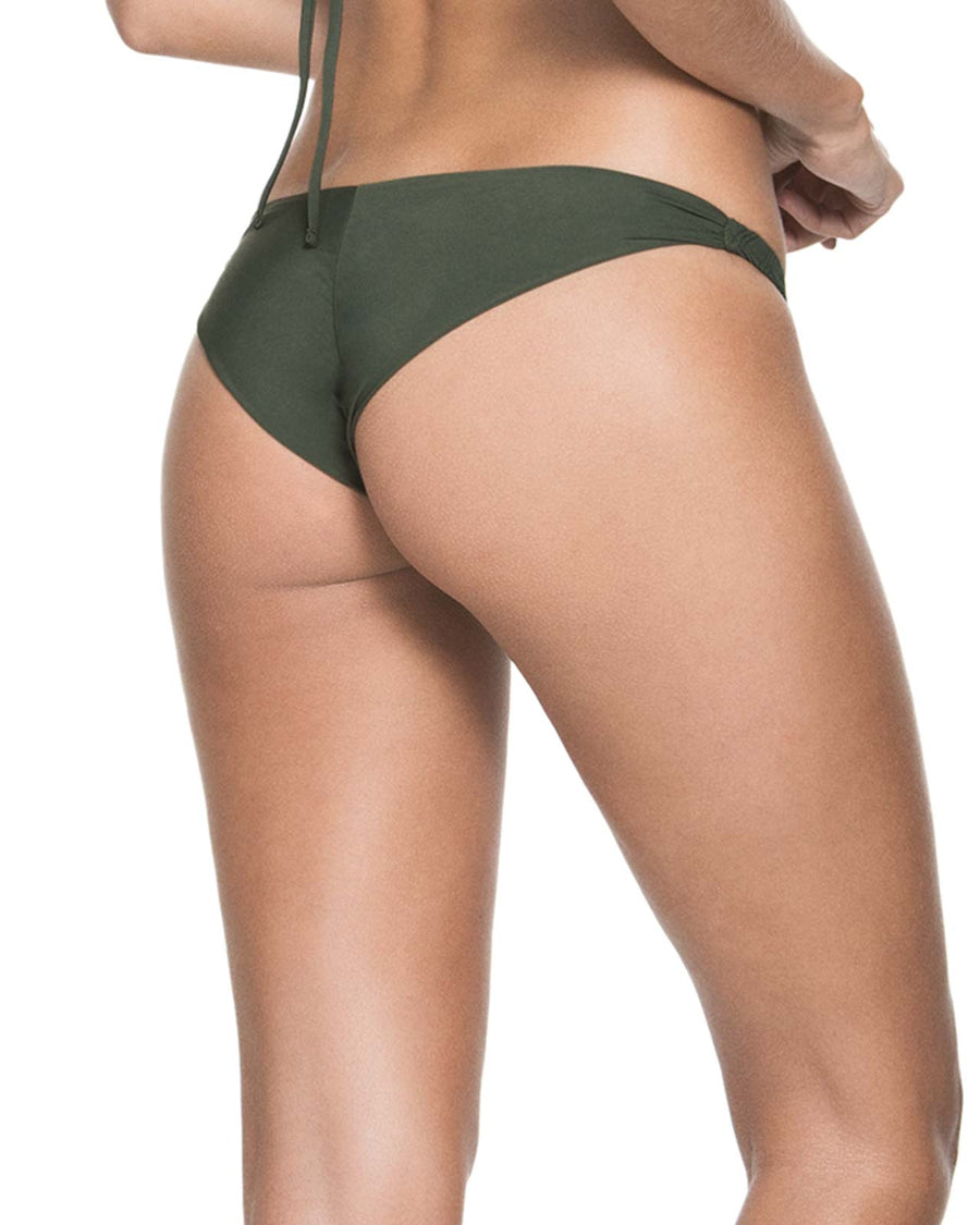 GEMSTONE GREEN LOLA BOTTOM BY AGUA BENDITA