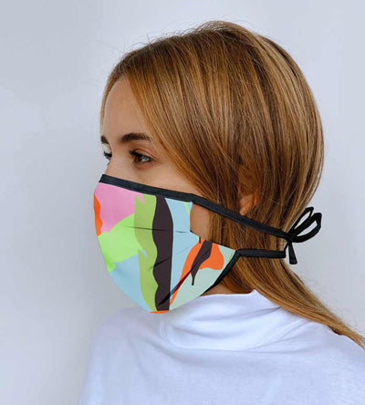 BELIEVE REVERSIBLE FACE MASK MAAJI 1012INV002
