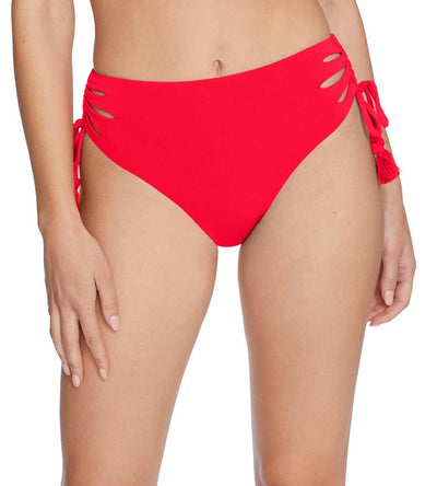 GIGI FIERY RED HIGH RISE BOTTOM ROBIN PICCONE 201369-F/R