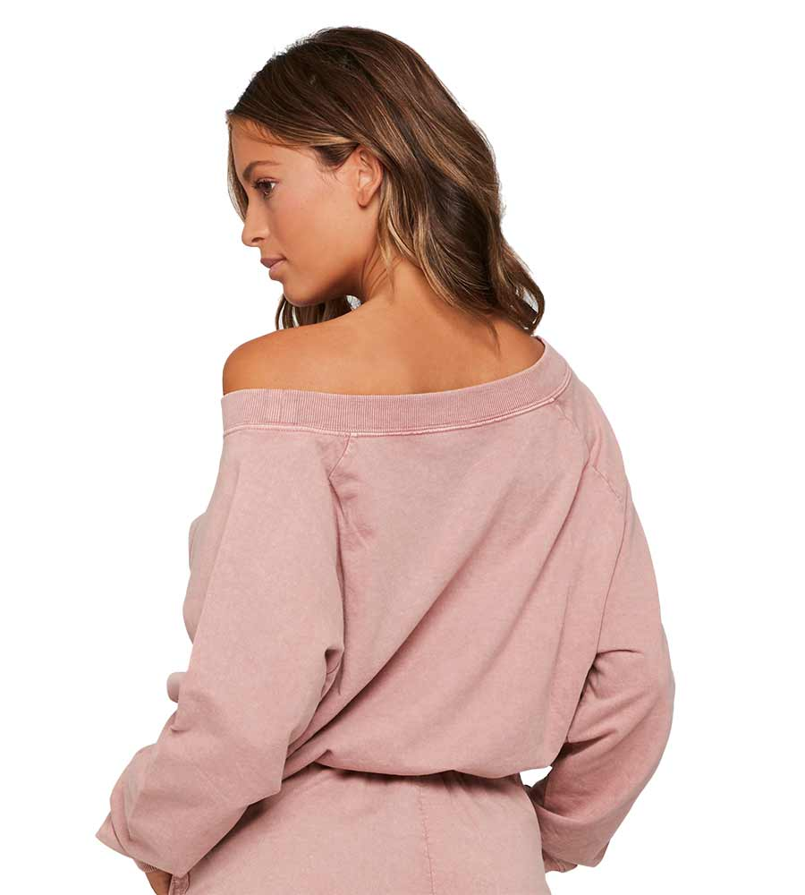 PRIMROSE PINK GOLDIE PULLOVER LSPACE GOLTP19-PRM