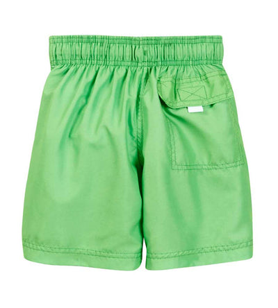 GREEN BASIC SWIM SHORTS AZUL 200-G
