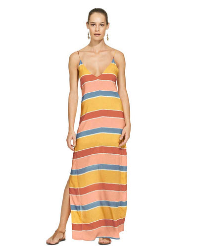 GUADALUPE MILOS LONG DRESS VIX 344-527-035