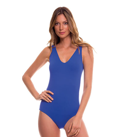 GYPSY BLUE ONE PIECE MILONGA GYP702