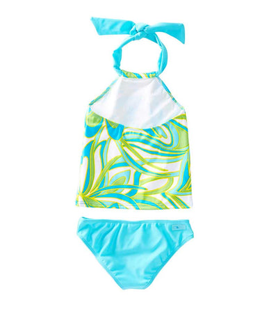 HAPPY SPRING TANKINI AZUL 5571