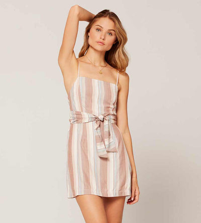 HARMONY STRIPE LAURYN DRESS LSPACE LAUDR20-HAR