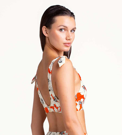ICELAND POPPY HALTER TOP TOUCHE 0B16001