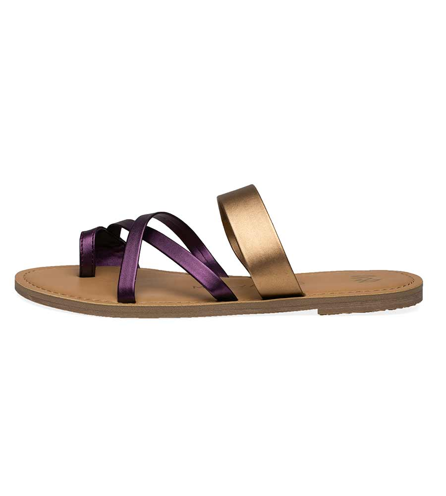 ICON JONI PLUM ICE SANDALS MALVADOS SANDALS 3006-2354