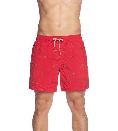 IN A WHILE CROCODILE MENS SWIM TRUNKS BY MAAJI