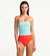 ISLAND PARADISE BANDEAU ONE PIECE BY TOUCHE