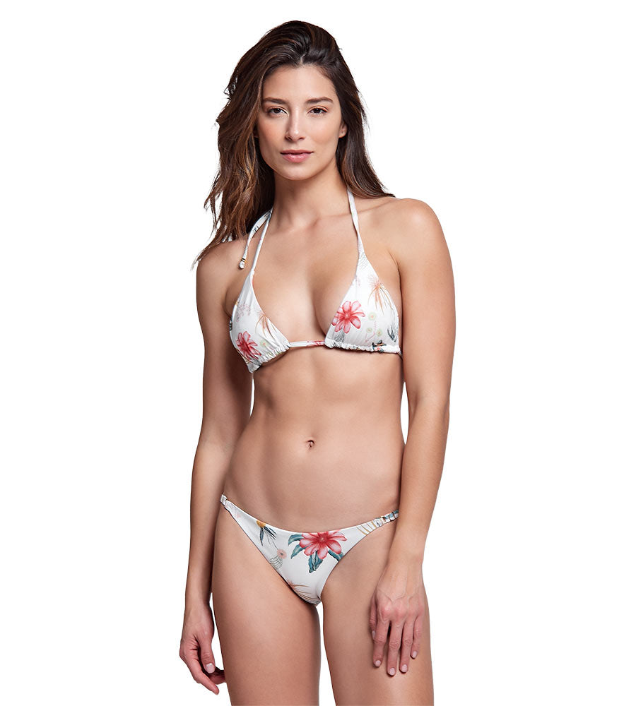 IVORY FLORAL PAIGE BOTTOM BOAMAR BC0257