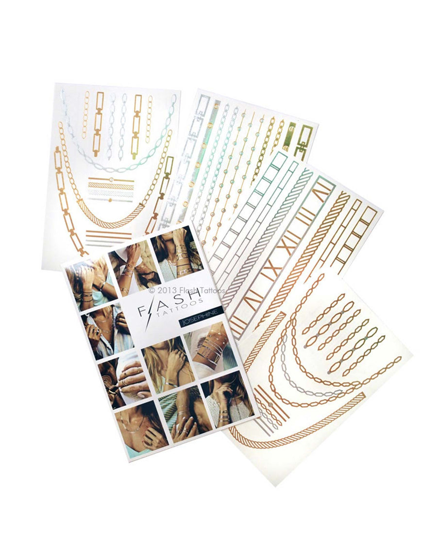 JOSEPHINE FLASH TATTOOS FT004