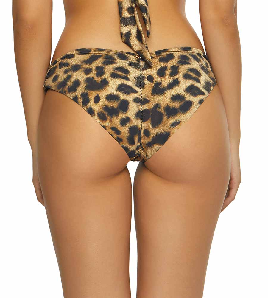 JUNGLE BASIC RUCHED BOTTOM BY PILYQ