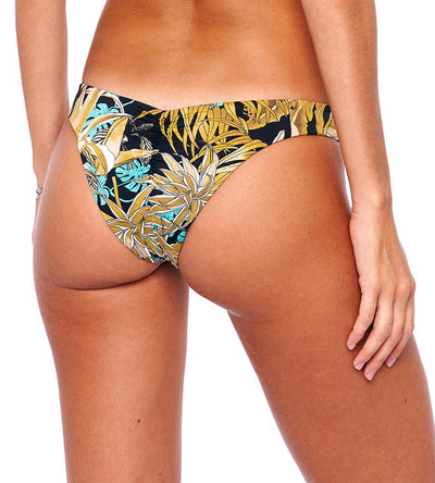 JUNGLE BIKINI BOTTOM SABZ B42-19