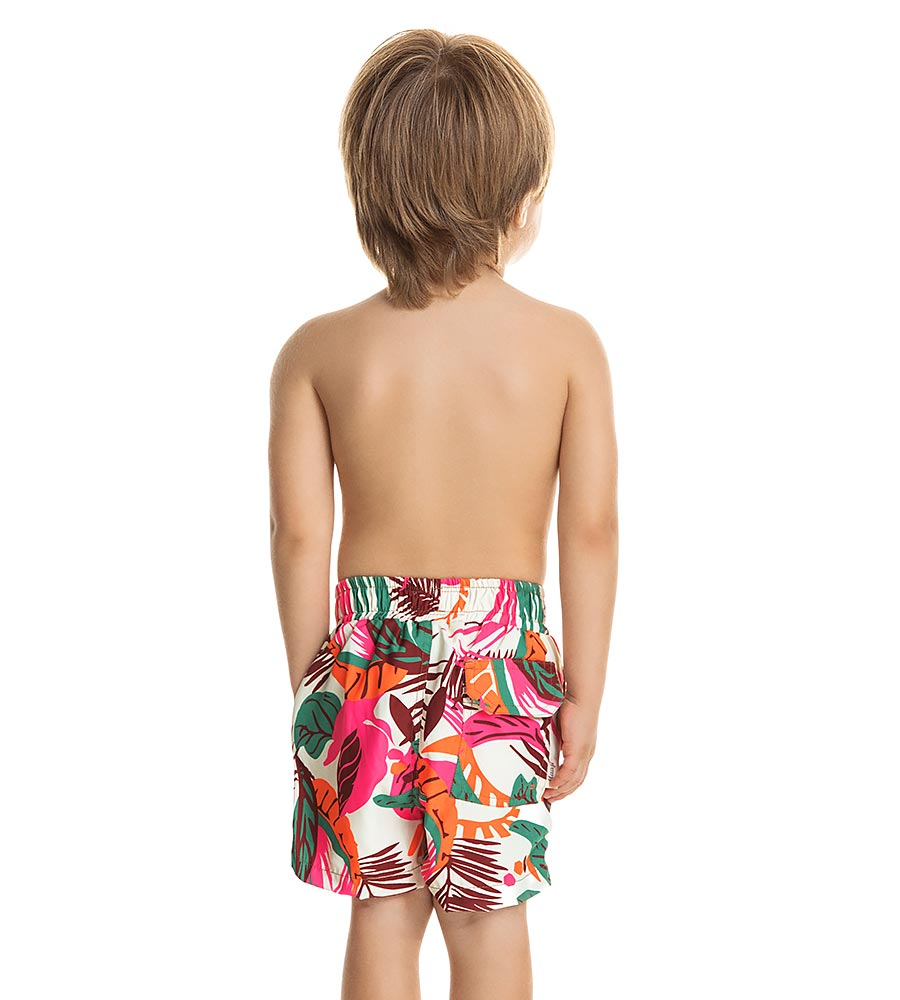 JUNGLE SCOUT BOYS SWIM TRUNKS MAAJI 9086KST023