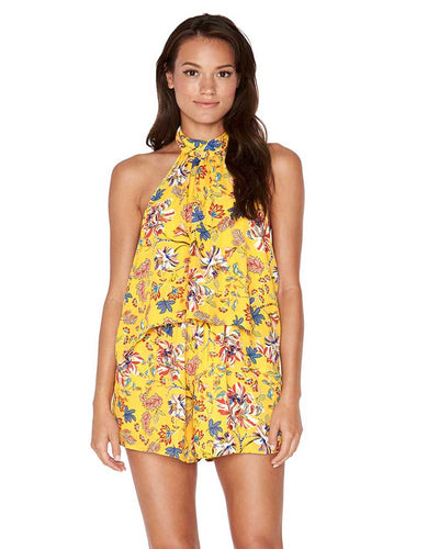 PACIFIC BLOOM KELLY ROMPER LSPACE KEPJU18-SUG