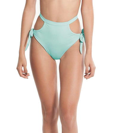 SEAFOAM RETRO WAVES BIKINI BOTTOM KAYOKOKO KK-509B-SFM