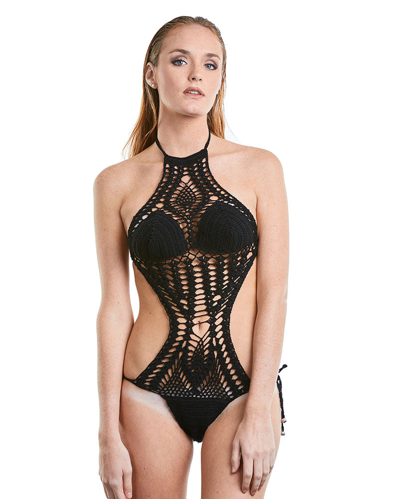KNITTED FEVER TRIKINI BY PRAIA BRAVA