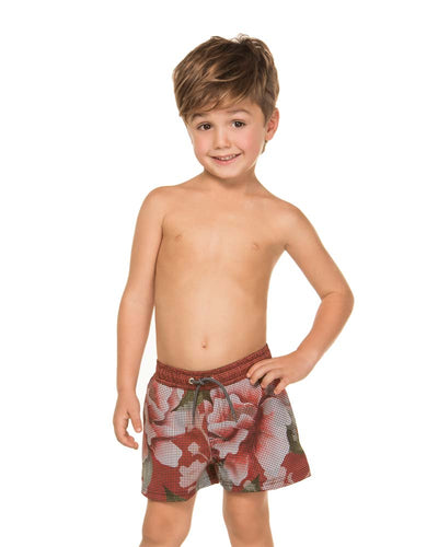KOHARU NICK BOYS SWIM SHORT AGUA BENDITA AN2001018-1