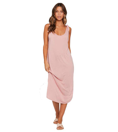 PRIMROSE PINK KOMO BEACH DRESS LSPACE KOMDR19-PRM