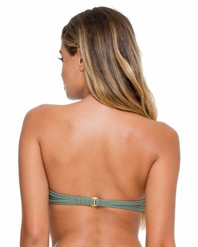 ARMED AND READY COSITA BUENA FAMA MULTIWAY BANDEAU TOP LULI FAMA L176024-431