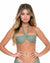 ARMED AND READY COSITA BUENA FAMA MULTIWAY BANDEAU TOP BY LULI FAMA