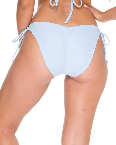 CIELO COSITA BUENA RUCHED FULL TIE SIDE BOTTOM LULI FAMA L17602F-425
