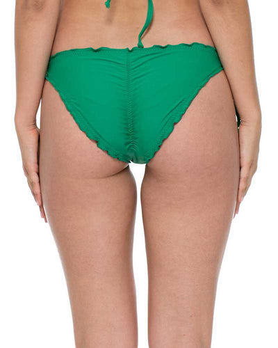PALMAS COSITA BUENA RUCHED FULL TIE SIDE BOTTOM LULI FAMA L17602F-426